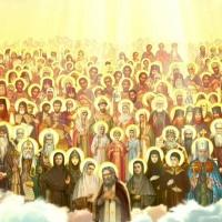 Energy of the Saints