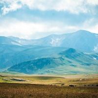 The mountainous Adygea – eternal and mountains