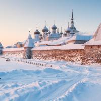 The Northern monastery
